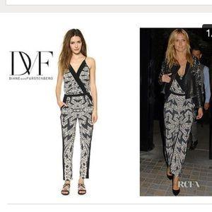 Diane von Furstenberg Shany jumpsuit